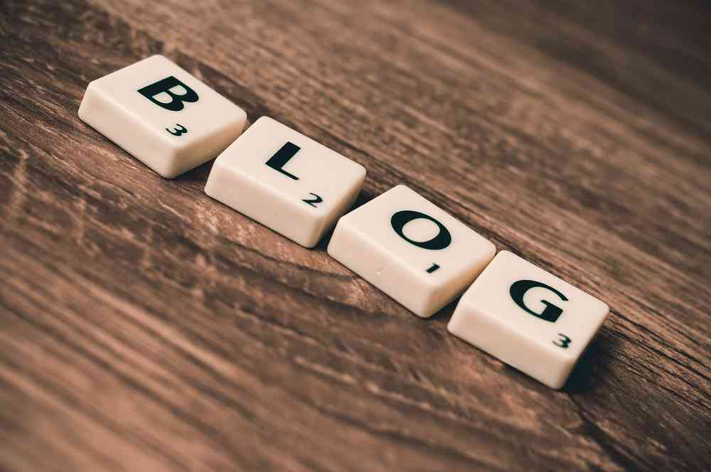 Content Creation with Blogging